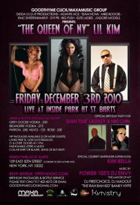 Lil Kim Party St. Barts Dec 3